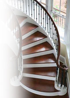 Wood Stair Treads from Stair-Treads.com